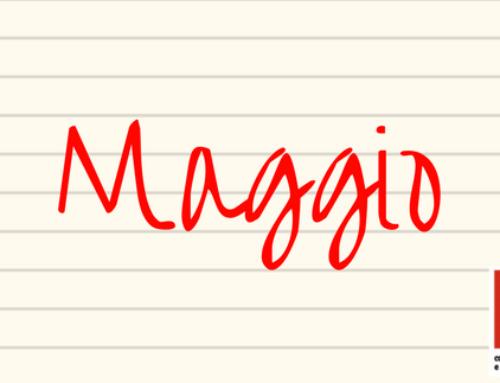 MAGGIO 2019