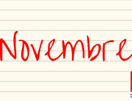 NOVEMBRE 2018