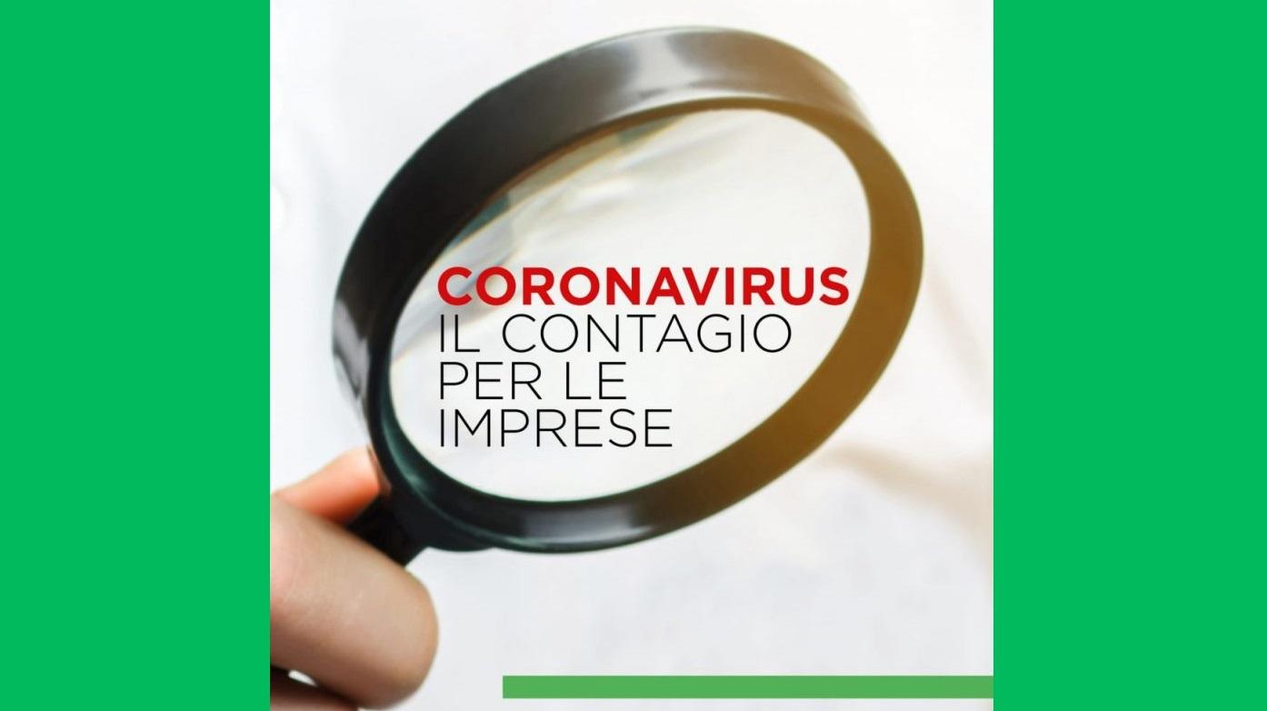 CORONAVIRUS – IL CONTAGIO PER LE IMPRESE